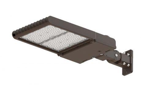 FLQ 400W wall mount LED high mast light