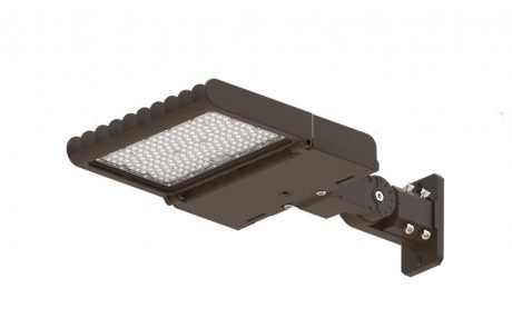 FLQ Tunable CCT LED Shoebox / Area Lights