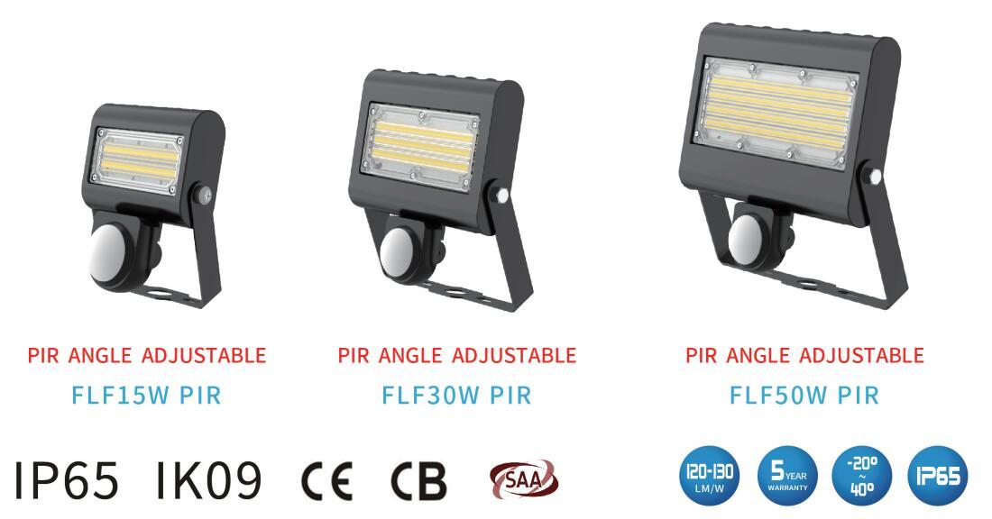 Inogeno FLF PIR LED Flood Lights