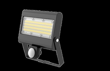 Inogeno FLF 50W PIR LED Flood Light